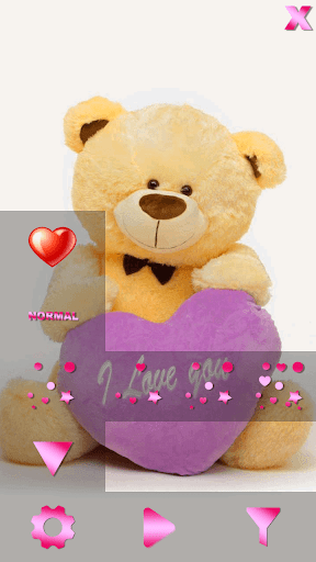 Download Love Teddy Bear Wallpapers For Android Myket