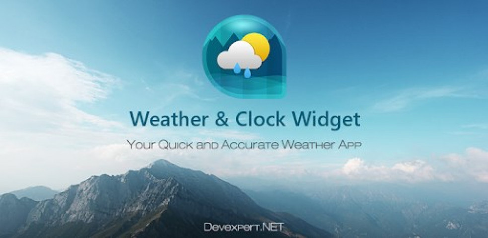 Weather & Clock Widget for Android video