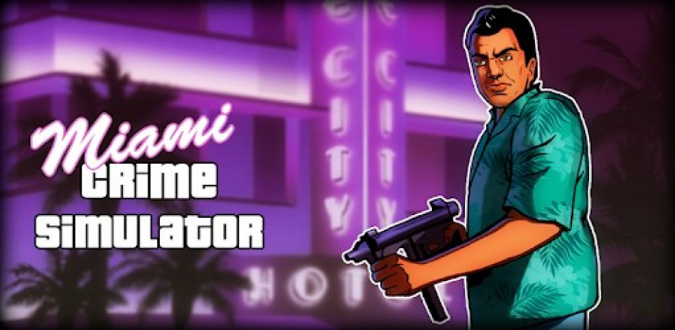 ویدئو بازی Miami crime simulator