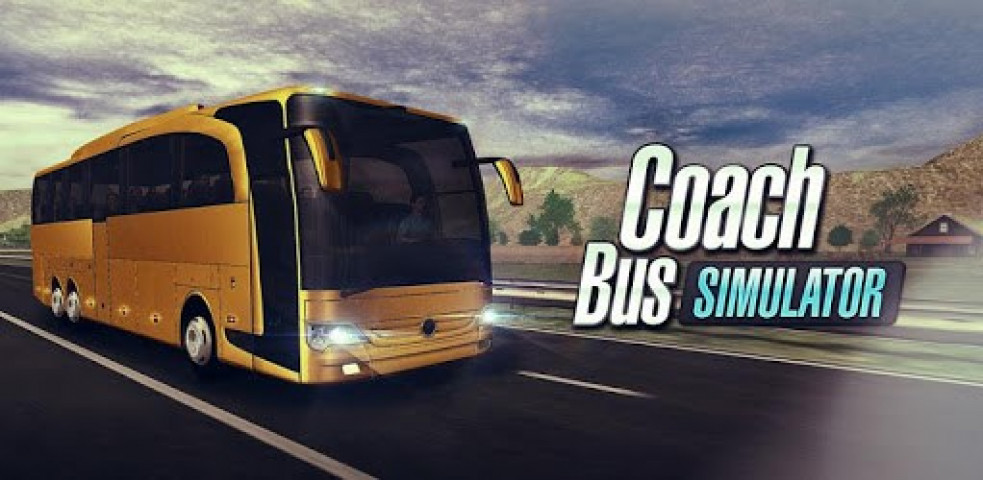 ویدئو بازی Coach Bus Simulator