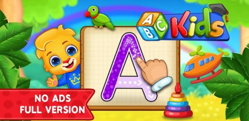 ویدئو بازی ABC Kids - Tracing & Phonics