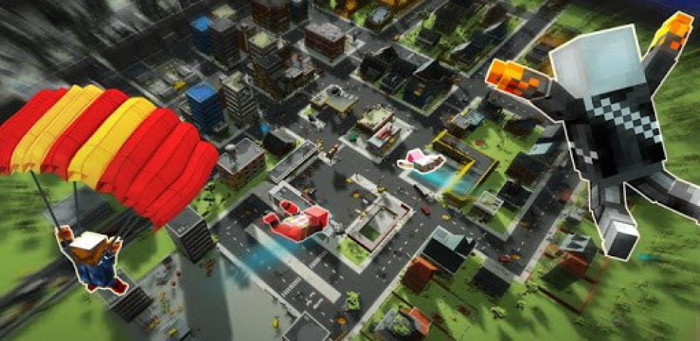 ویدئو بازی Pixel Fury: Multiplayer in 3D