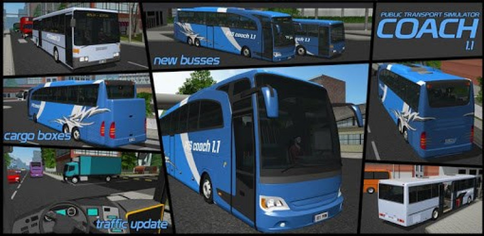 Public Transport Simulator - Coach video