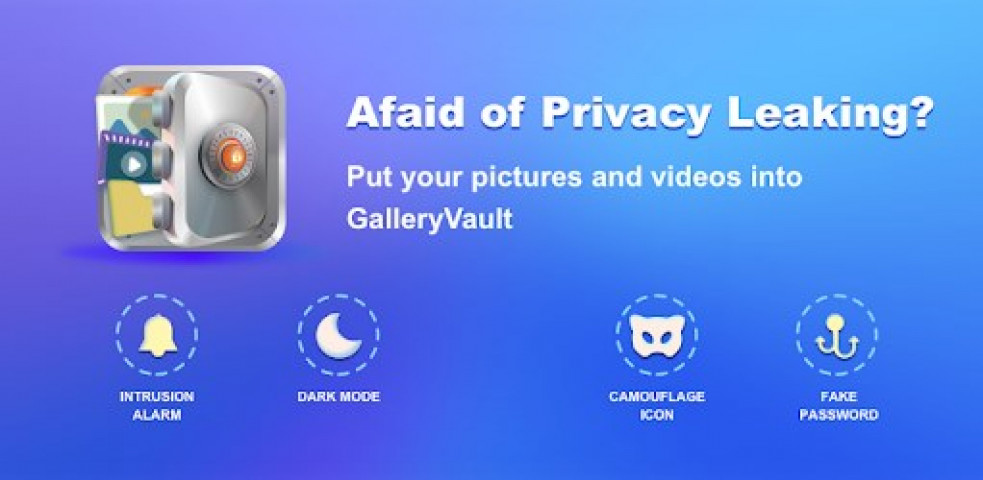 ویدئو برنامه Gallery Vault - Hide Pictures And Videos